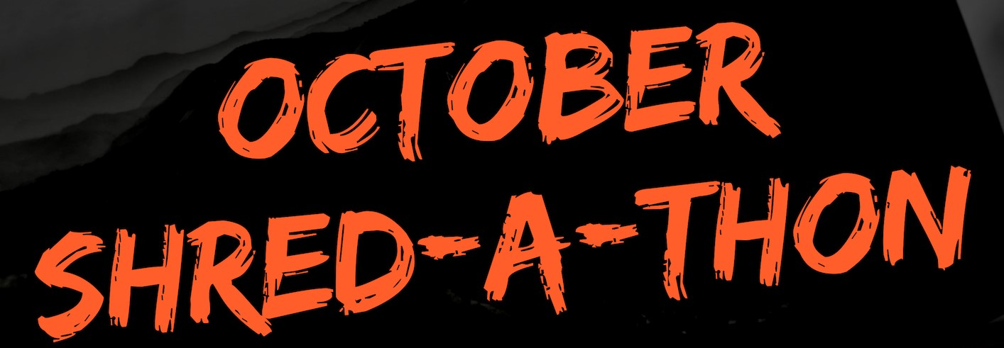 October Shred-a-thon